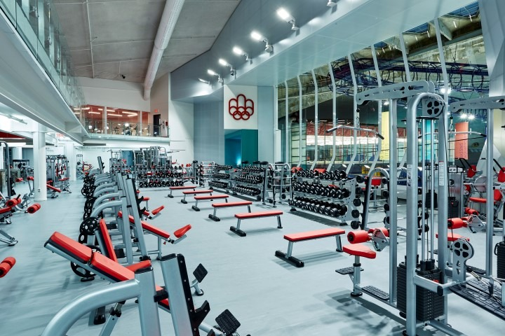 On One Bikes >> Spinning Room - Centre sportif du Parc olympique