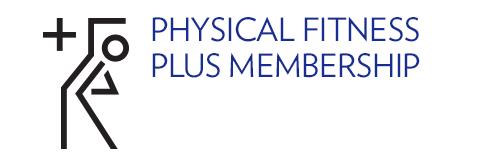Physical fitness Plus membership