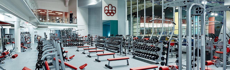 Gym Centre Sportif Du Parc Olympique