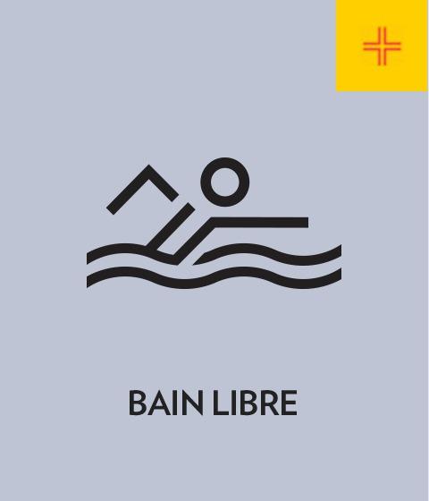 Bain libre