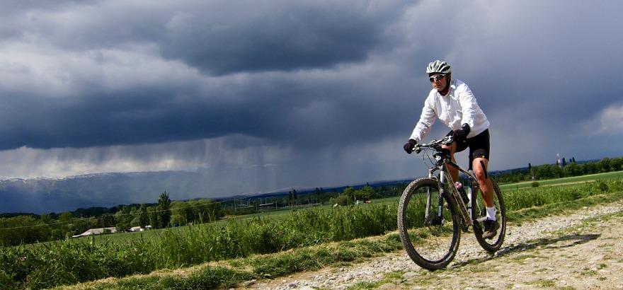 Entraînements à l'extérieur : ce qu'il faut savoir en cas d'orage
