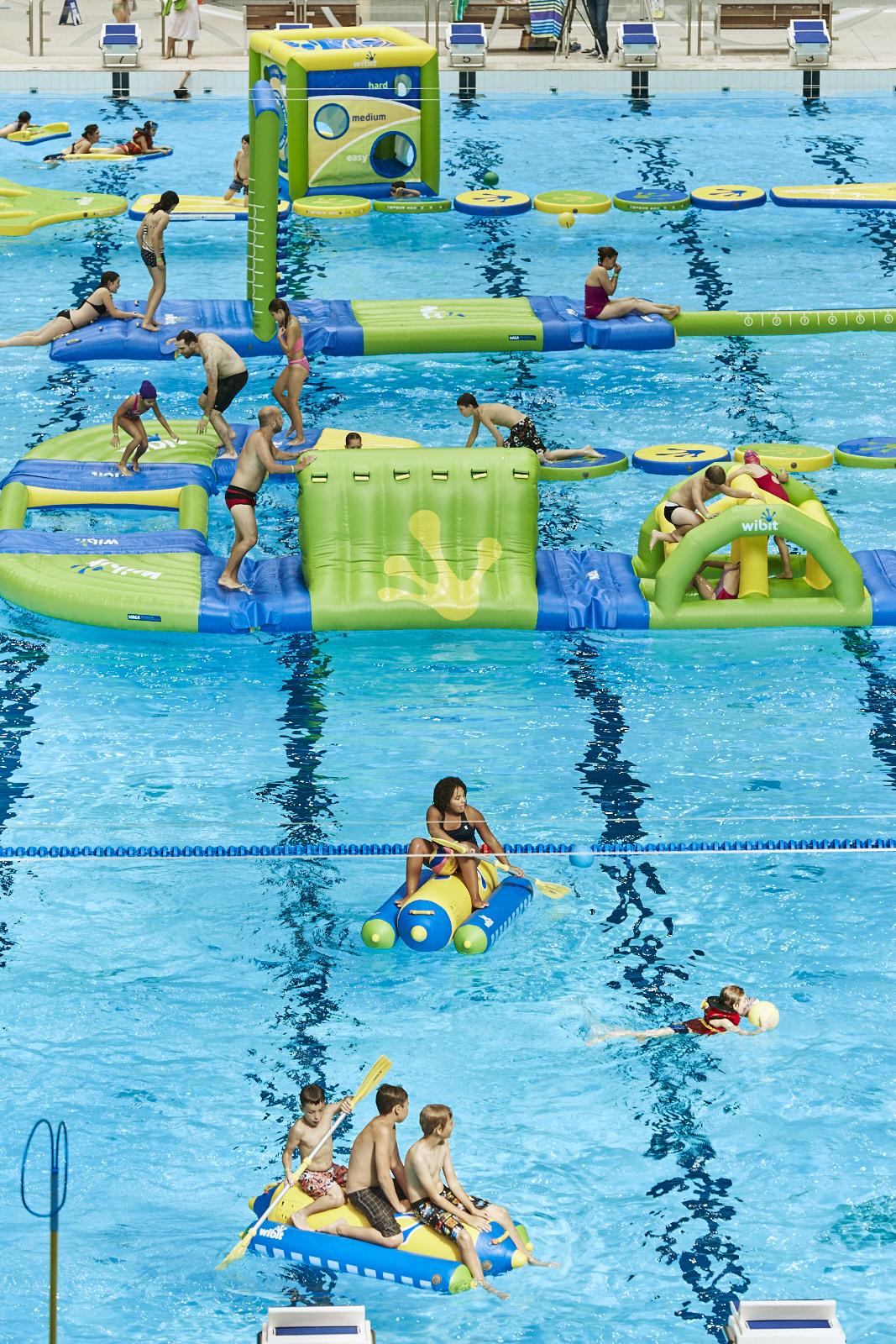 Bain libre montreal - Piscine du stade olympique ...