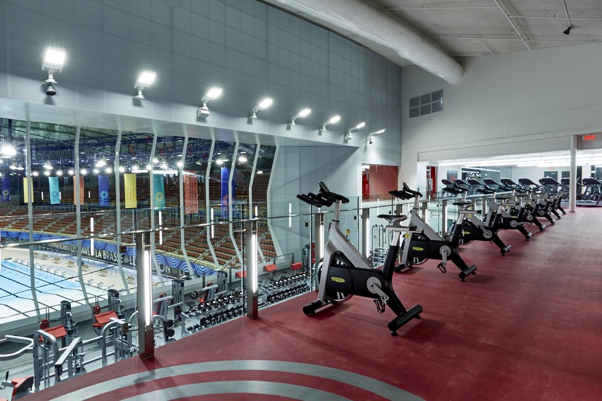 Fr parc olympique de montr al - Piscine du stade olympique ...