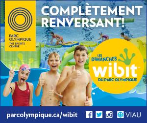 Olympic Park Wibit Sundays : Come make a splash