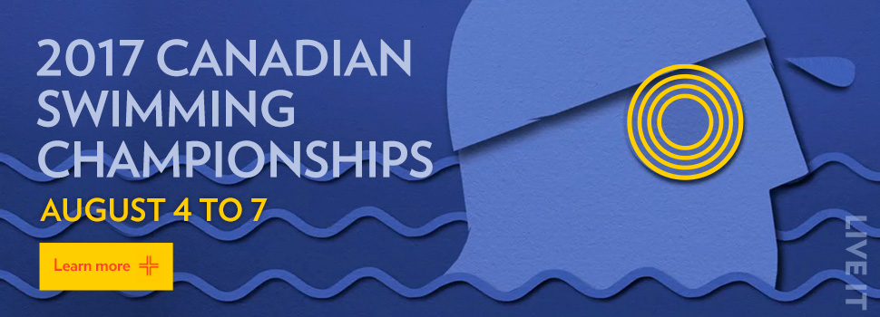 2017 Canadian swimming championships